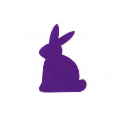 HEY-SIGN_Untersetzer_Osterhase_violett