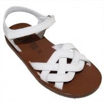 Gallucci Sandalen für Mädchen in weiß