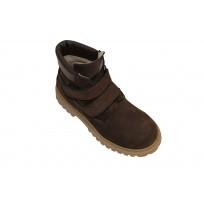 Gallucci Boots dunkelbraun Front