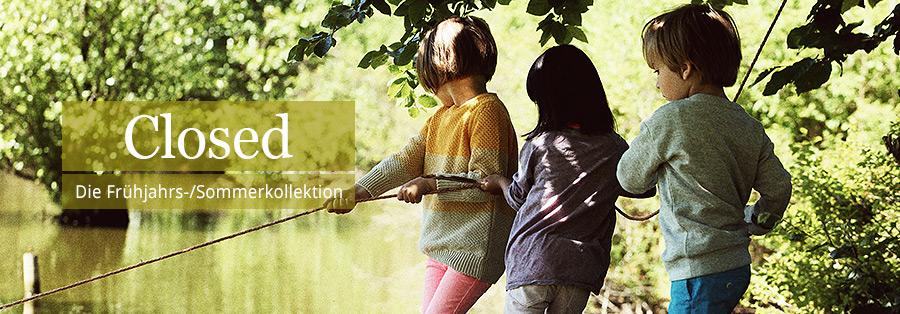 Closed - Die Frühjahr-/Sommerkollektion 2013