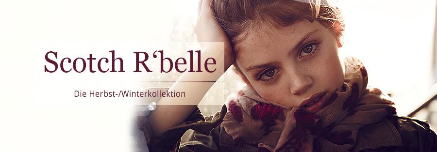 Scotch R'belle - Die Herbst-/Winterkollektion 2013