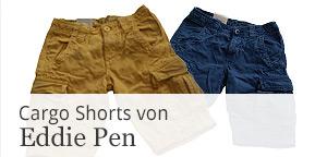 Cargo Shorts von Eddie Pen