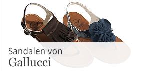 Sandalen von Gallucci